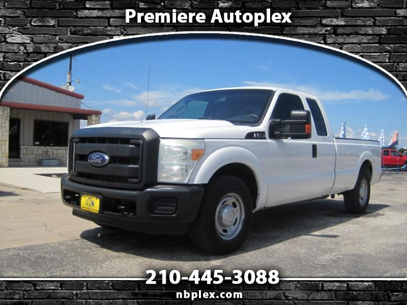 Ford F-250 SD XL SuperCab Long Bed 2WD 2014