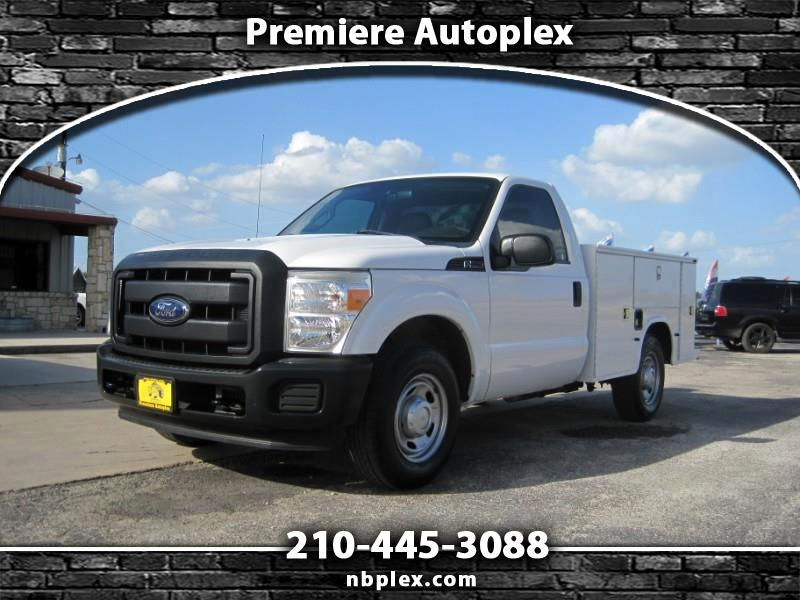 Ford F-250 SD XL 2WD 2012