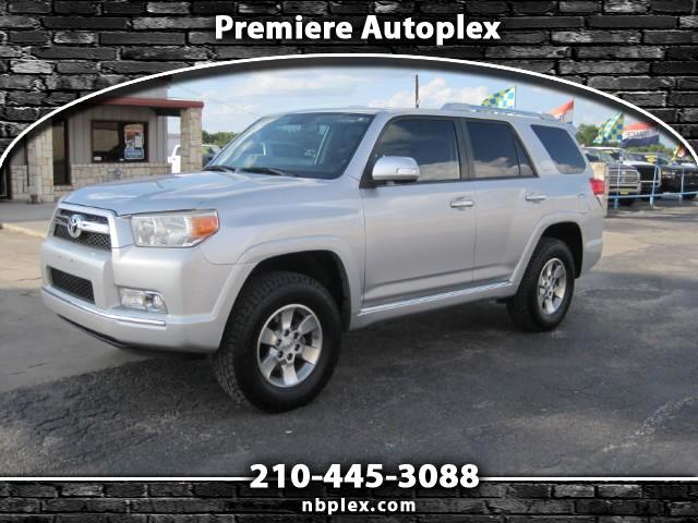 "2010 Toyota 4Runner SR5 Leather 2.5"" Lift 2WD V-6 New Hankook A/T's Le"
