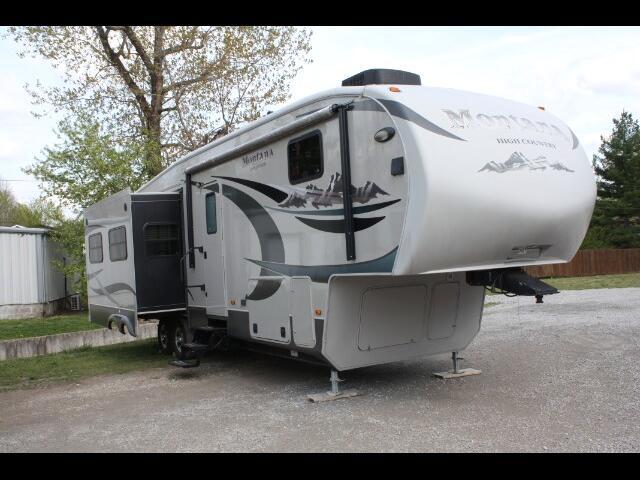 2012 Keystone RV Montana High Country