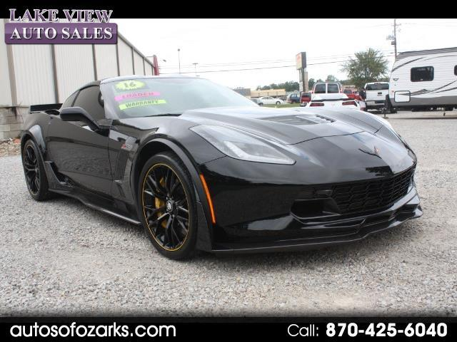 2016 Chevrolet Corvette 3LZ Z06 Coupe C7.R
