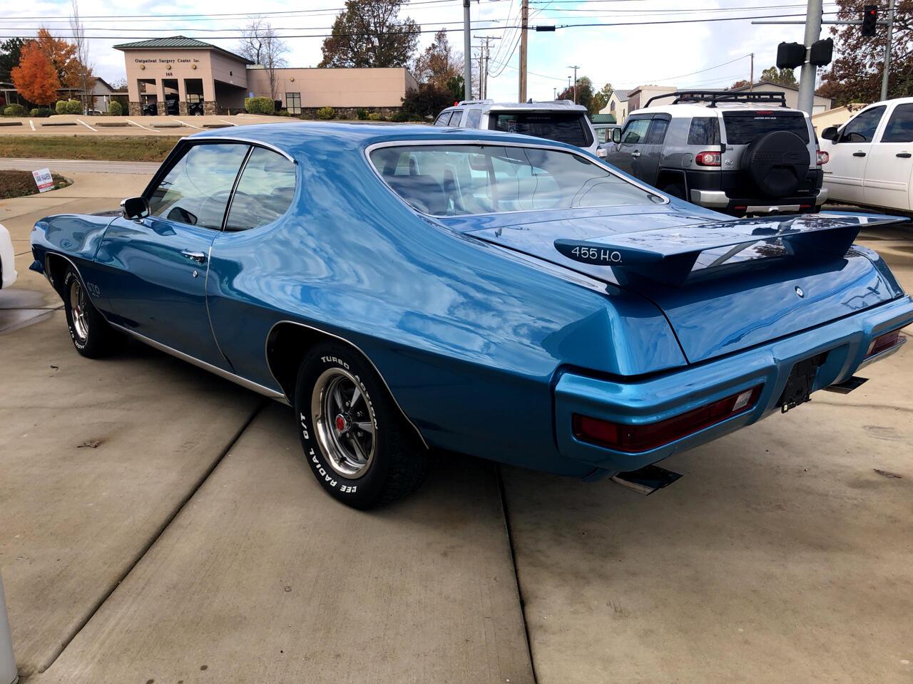 1971 Pontiac GTO 2dr Cpe