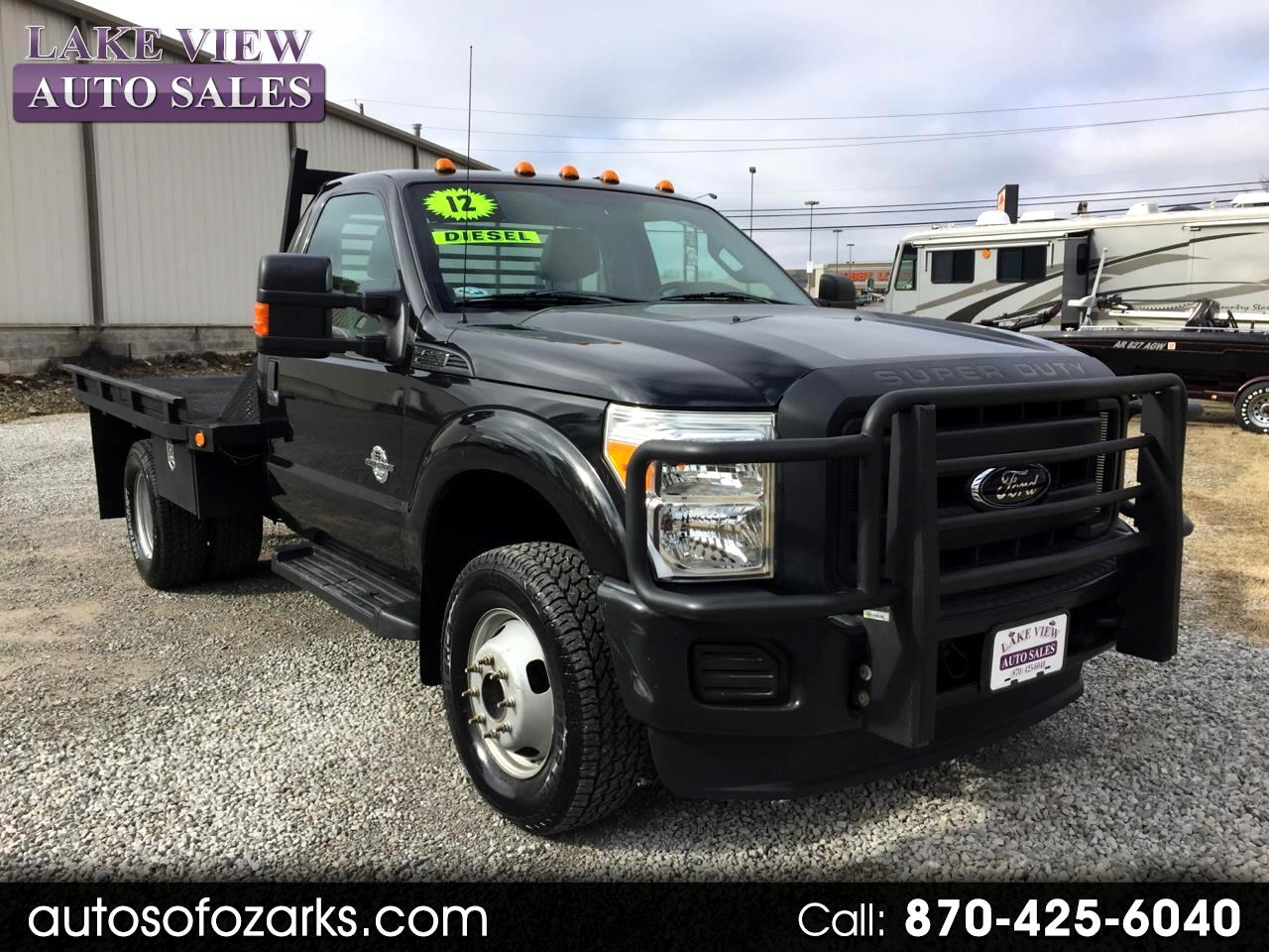 2012 Ford F-350 SD XL 4WD DRW