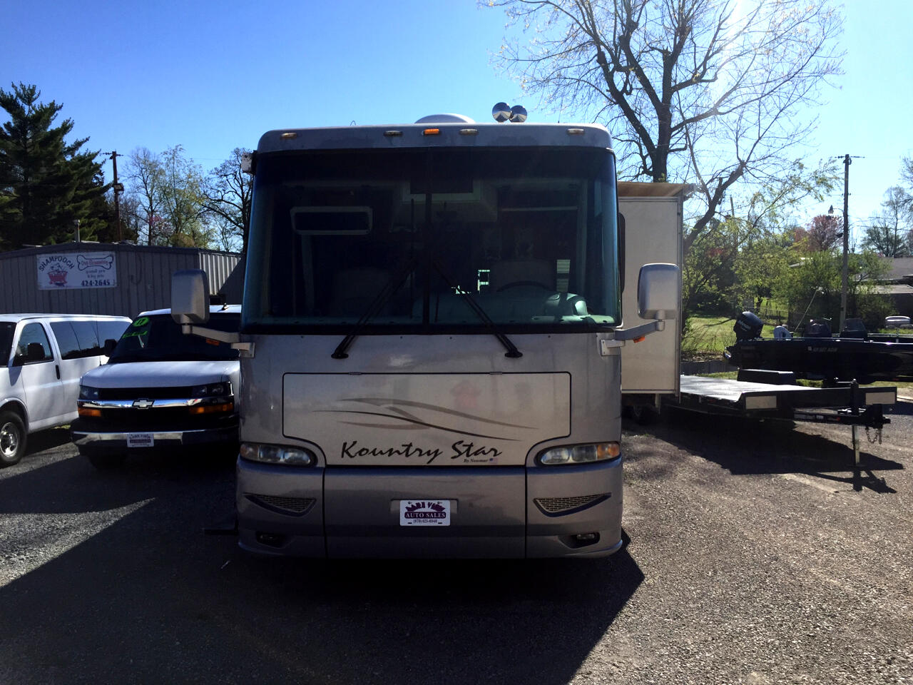 2003 Newmar Kountry Star