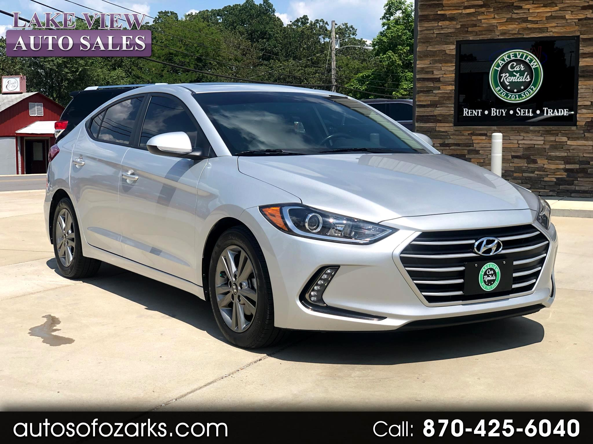 2018 Hyundai Elantra Value Edition 2.0L Auto (Alabama)