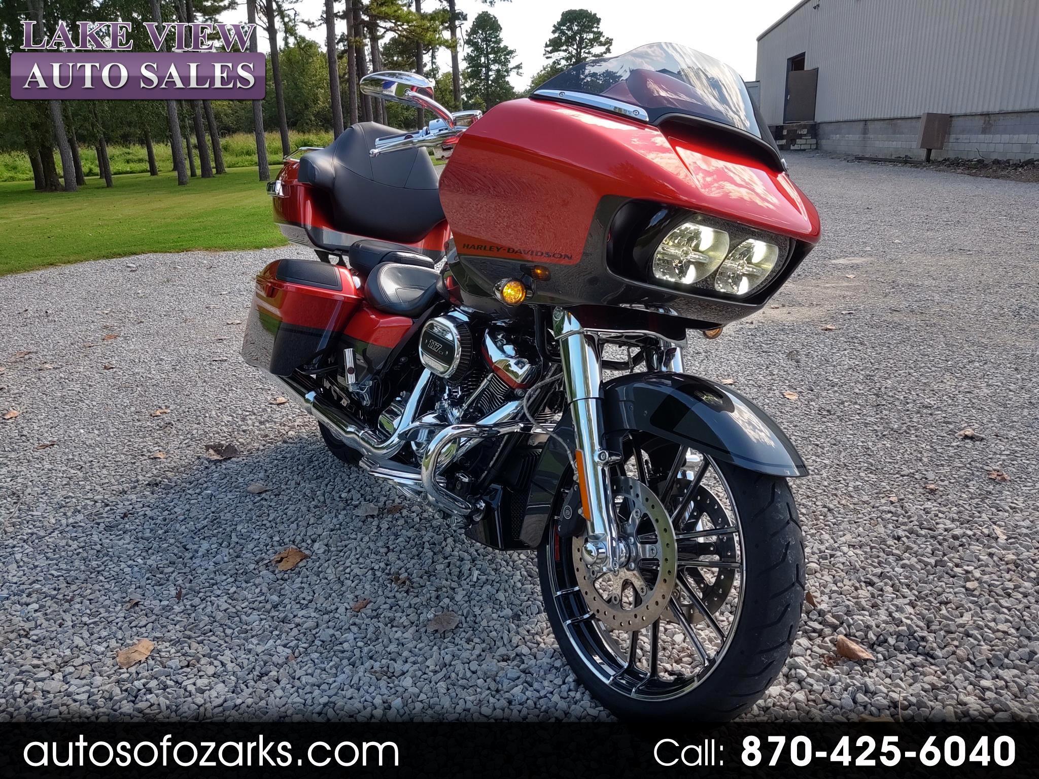 2018 Harley-Davidson CVO Road Glide SCREAMIN' EAGLE