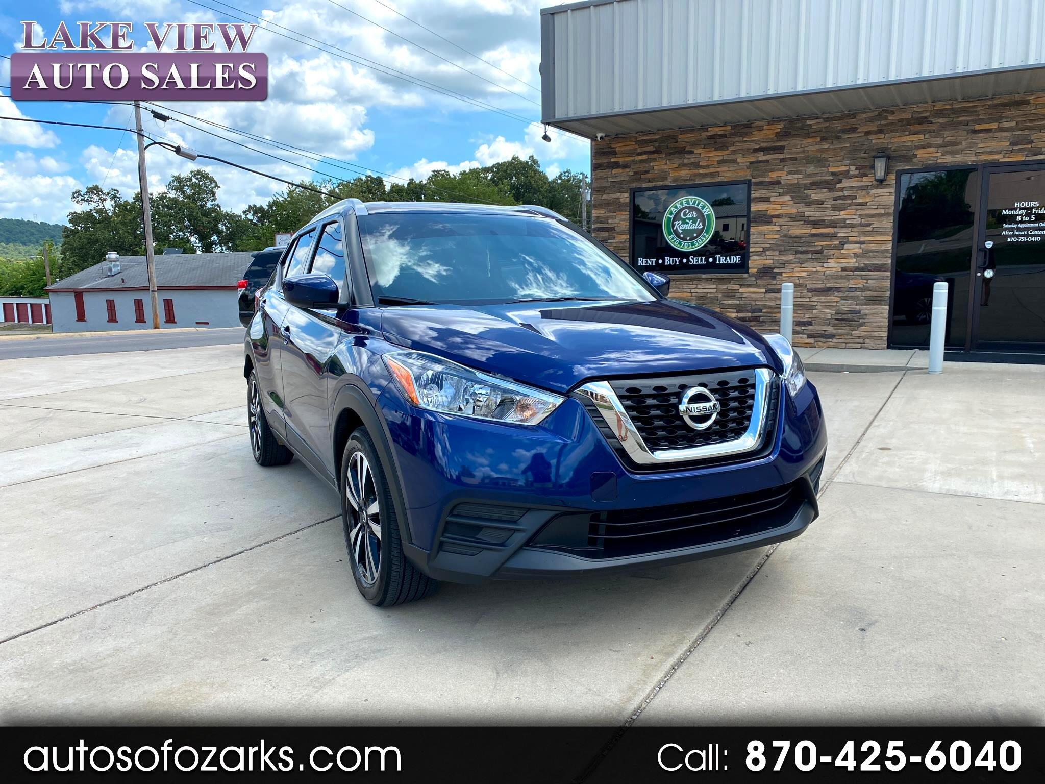 Nissan Kicks SV FWD 2019