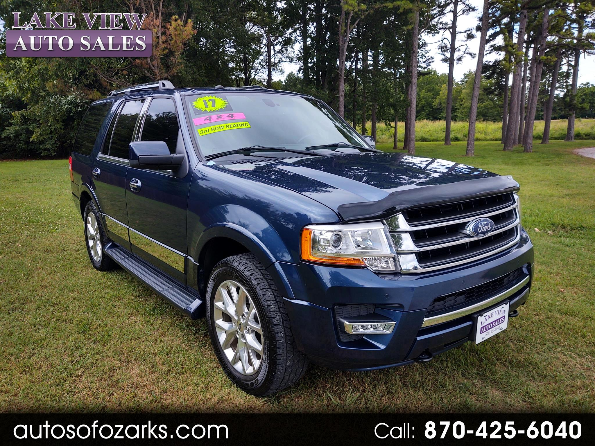 Ford Expedition Limited 4x4 2017