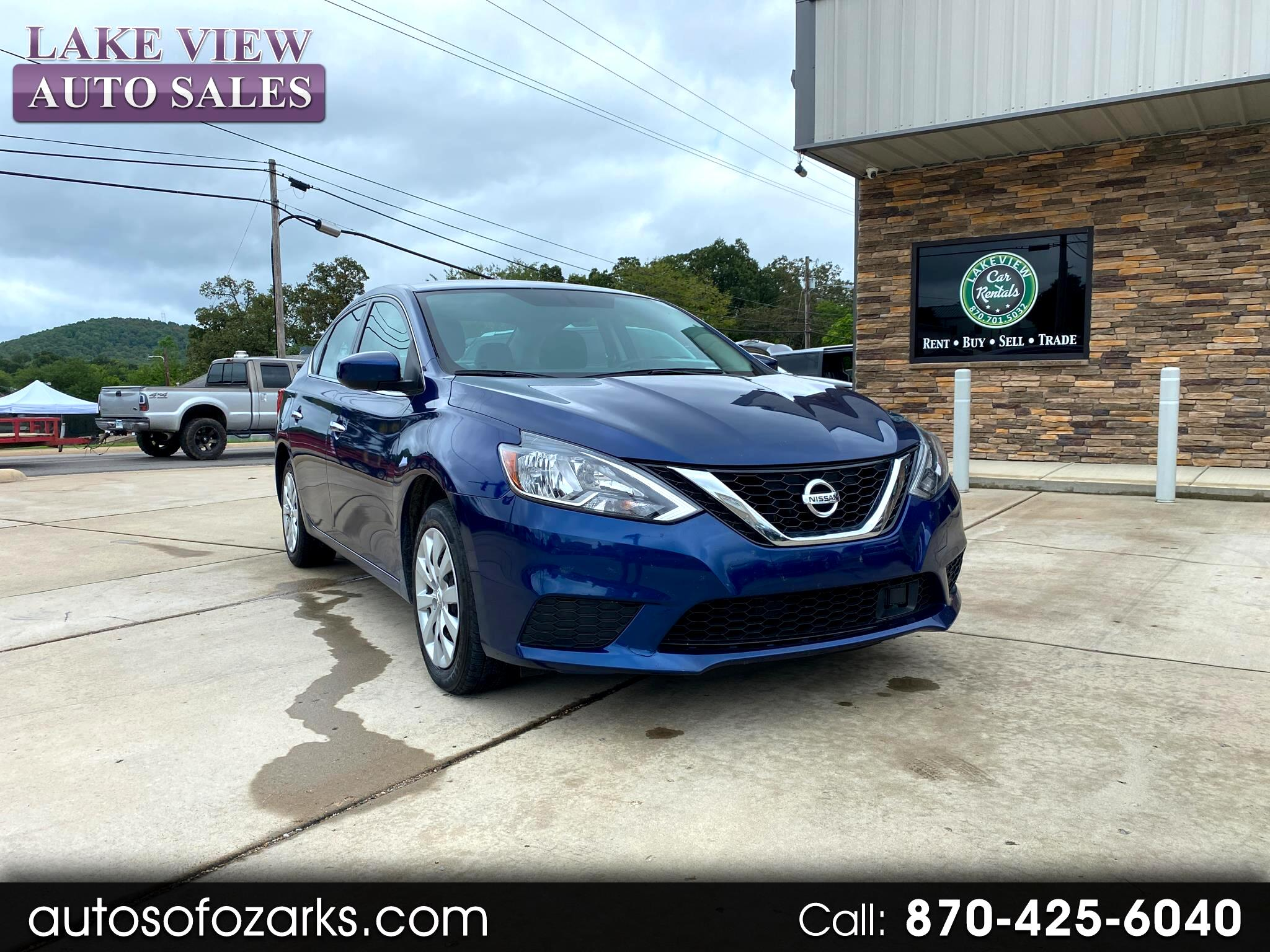 Used 2019 Nissan Sentra S Cvt For Sale In Mountain Home Ar 72653 Lakeview Auto Sales
