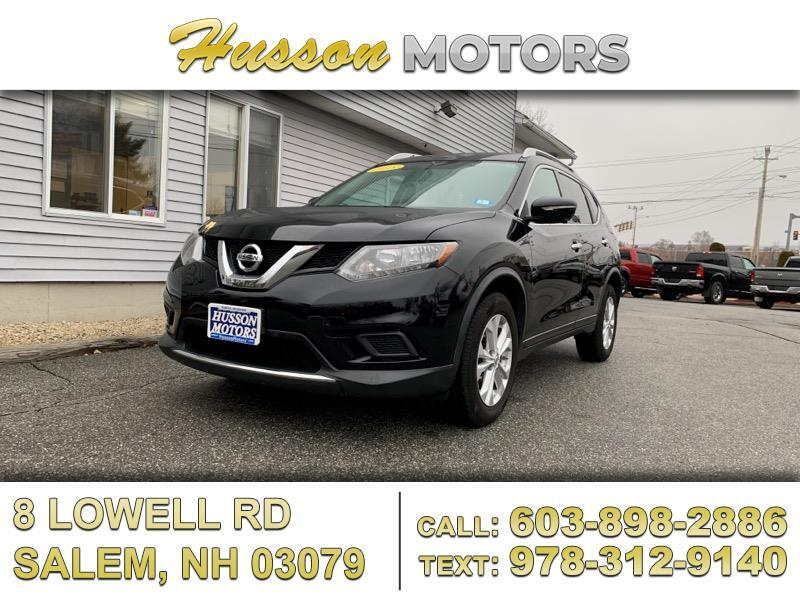 Nissan Rogue S AWD 2015