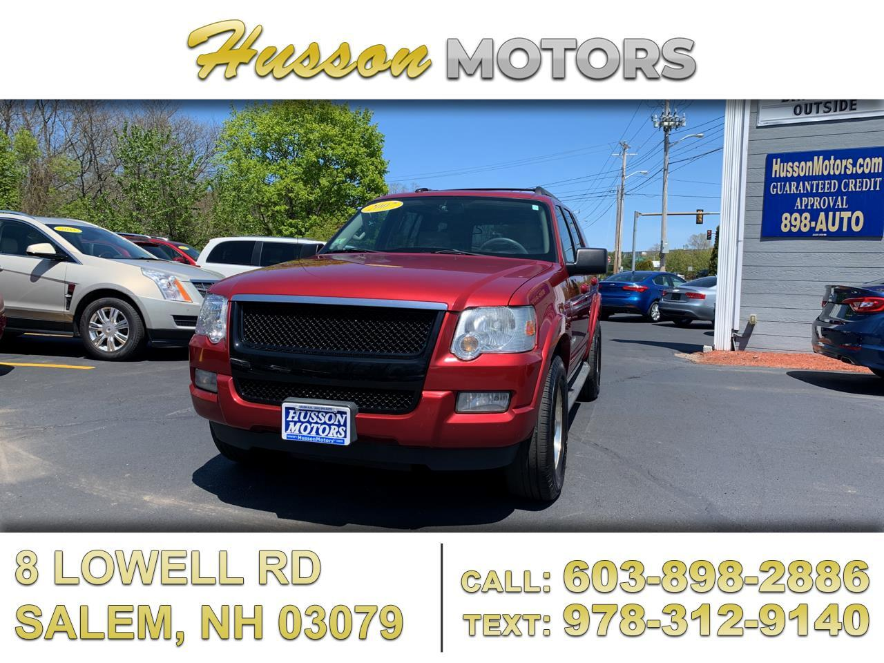 Ford Explorer XLT 4.0L 4WD 2007