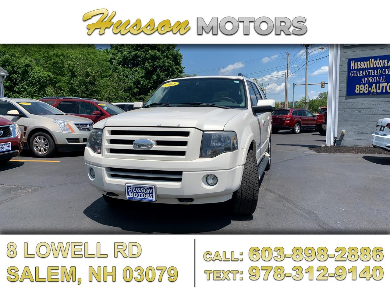Ford Expedition Limited 4WD 2008
