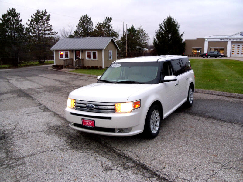 2010 Ford Flex SEL FWD