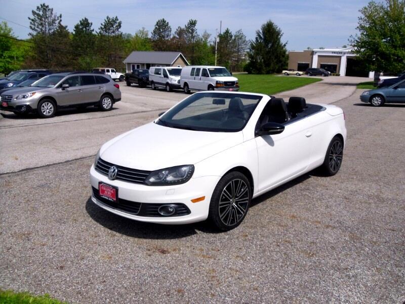 2014 Volkswagen Eos SPORT