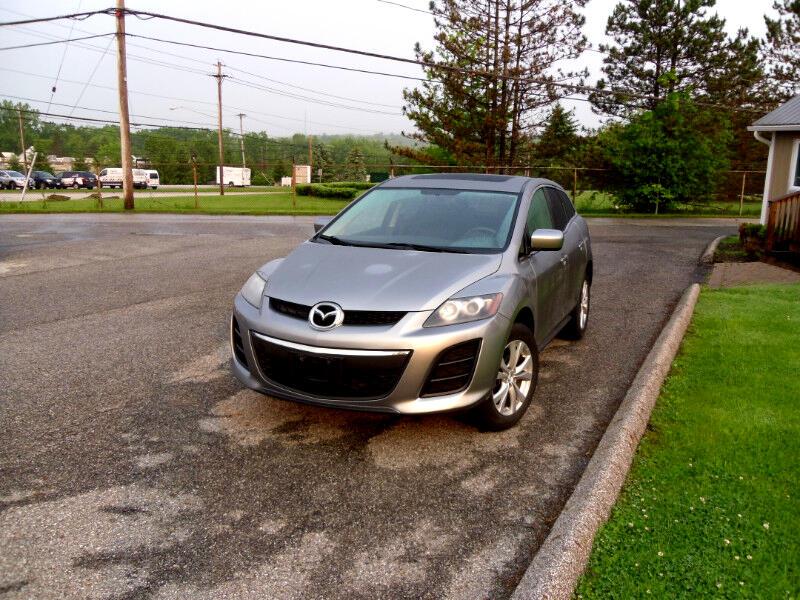 2010 Mazda CX-7 s Grand Touring 4WD