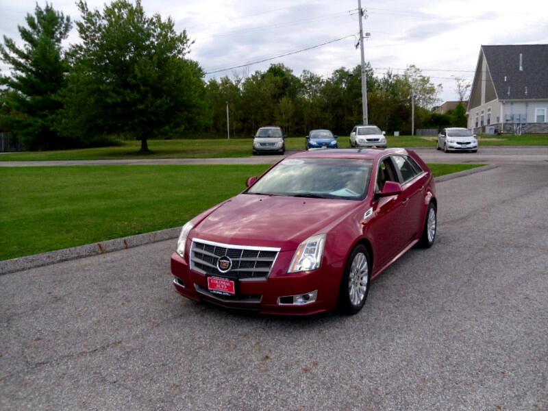 2010 Cadillac CTS Sport Wagon 3.0L Performance AWD