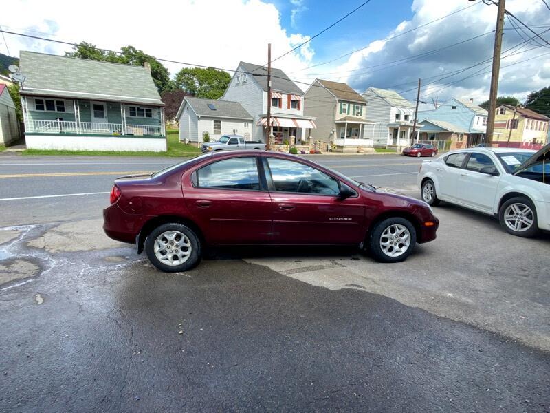 Dodge Neon Sedan 2001