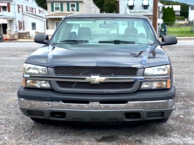 Chevrolet Silverado 1500 Work Truck Long Box 2WD 2005