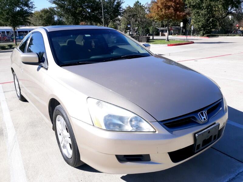 2006 Honda Accord EX coupe AT