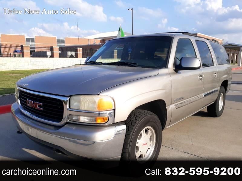 2001 GMC Yukon XL 1500 2WD