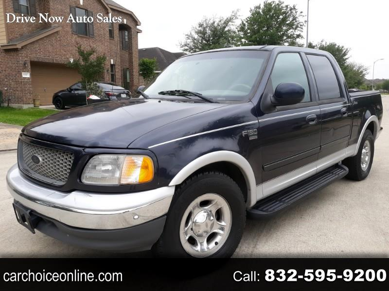 2001 Ford F-150 Lariat SuperCrew 2WD