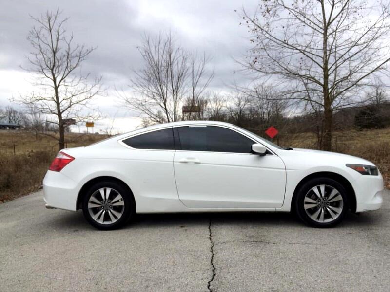 2010 Honda Accord EX coupe AT