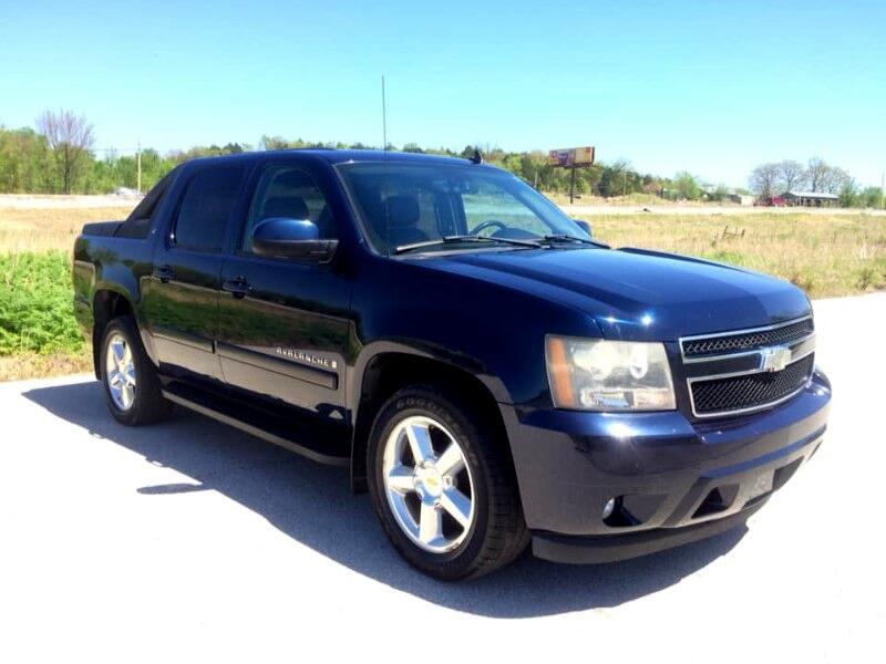 2007 Chevrolet Avalanche 4WD Crew Cab LT