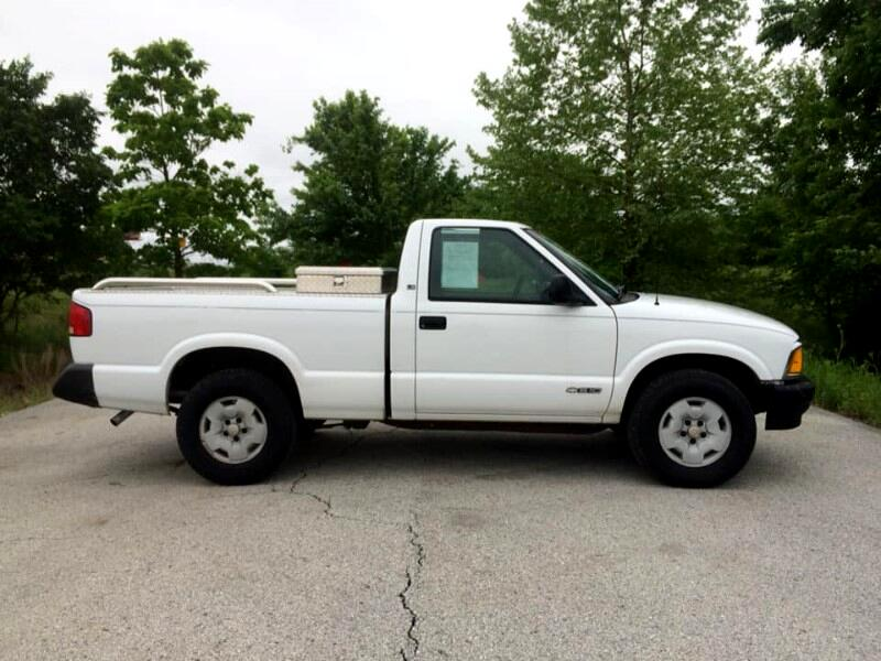 1994 Chevrolet S10 Pickup Reg. Cab Short Bed 4WD