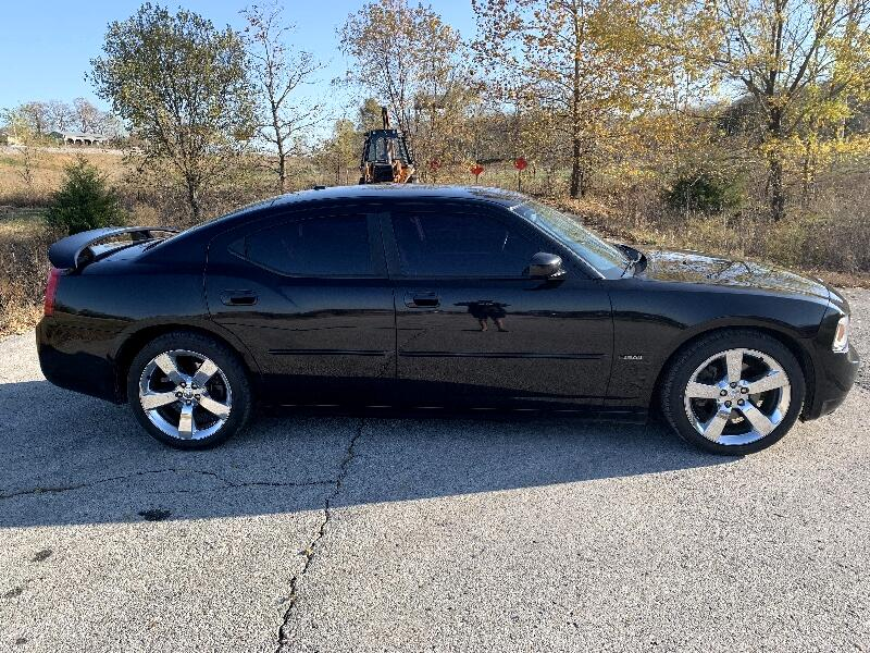Dodge Charger 4dr Sdn 5-Spd Auto R/T RWD 2010
