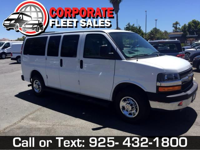 2015 Chevrolet Express 2500 LT