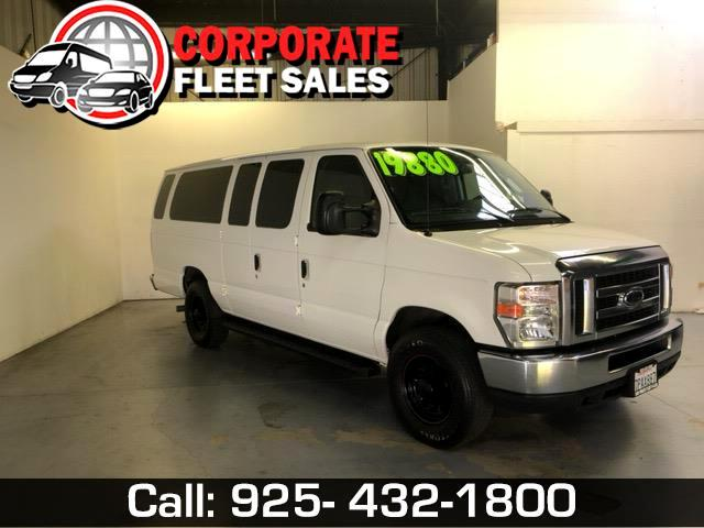 2014 Ford Econoline E-350 XL Super Duty Extended