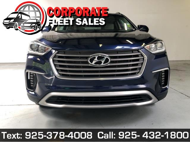 2017 Hyundai Santa Fe SE 3.3L Auto