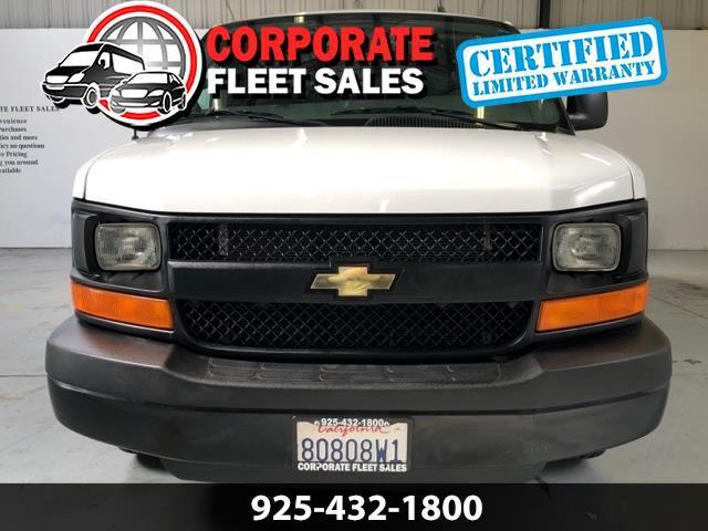 2016 Chevrolet Express 2500 Cargo