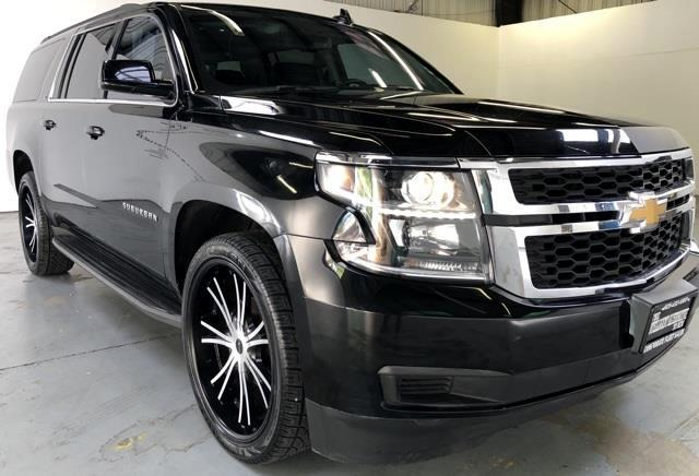 2015 Chevrolet Suburban LT 4WD