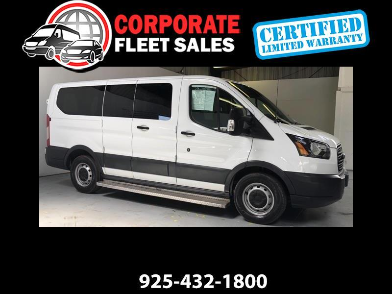 2017 Ford Transit 150 Wagon Low Roof XL 60/40 Pass. 130-in. WB