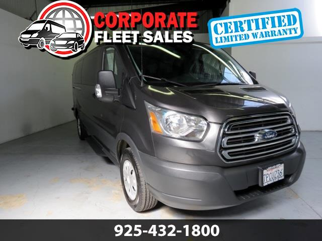 Ford Transit 350 Wagon Low Roof XL w/Sliding Pass. 148-in. WB 2016
