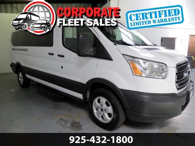 Ford Transit 350 Wagon Low Roof XL w/Sliding Pass. 148-in. WB 2018