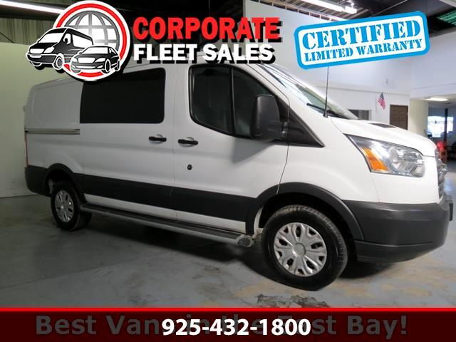 Ford Transit 250 Van Low Roof w/Sliding Pass. 130-in. WB 2017