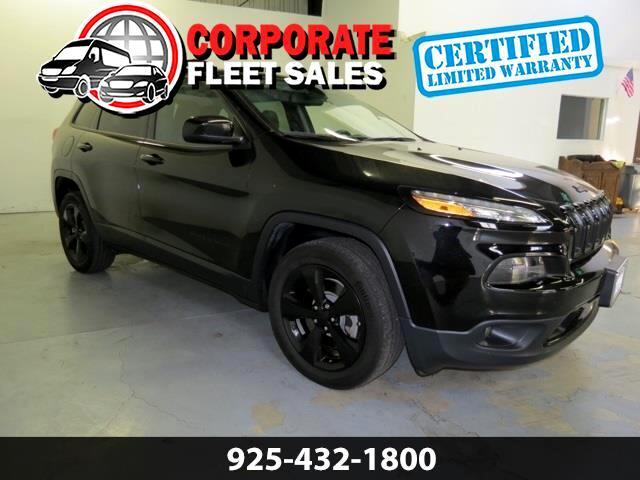 Jeep Cherokee Latitude FWD 2018