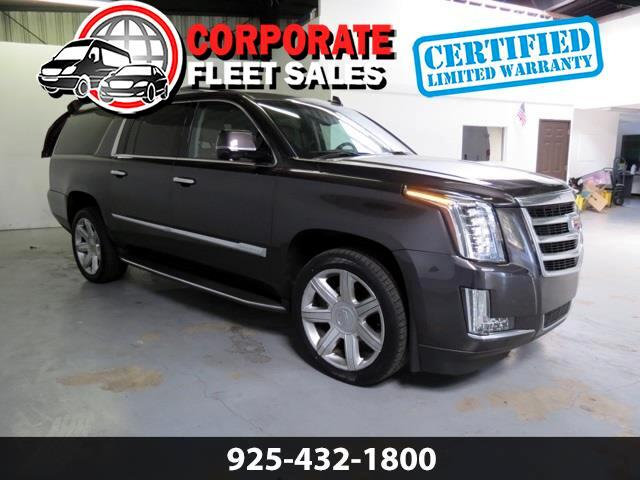 Cadillac Escalade ESV Luxury 4WD 2016
