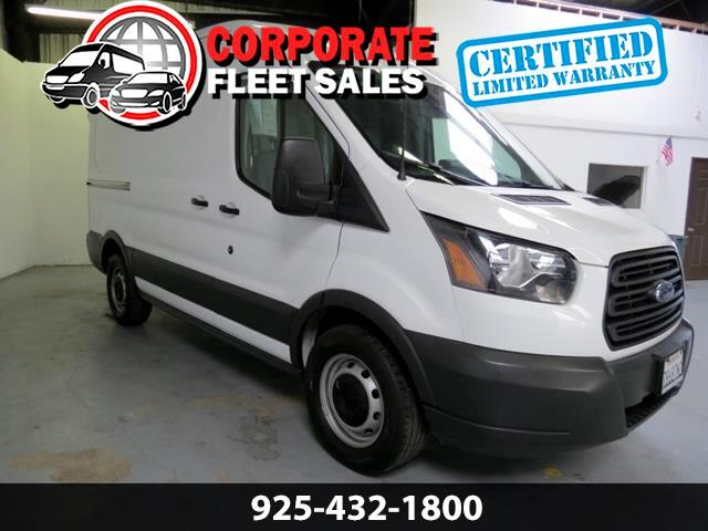 Ford Transit 150 Van Med. Roof w/Dual Sliding 130-in. WB 2018