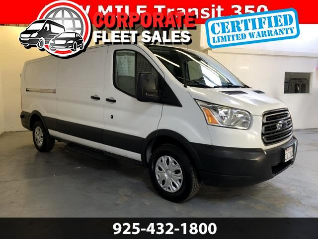 Ford Transit 350 Van Low Roof w/Sliding Pass. 148-in. WB 2015