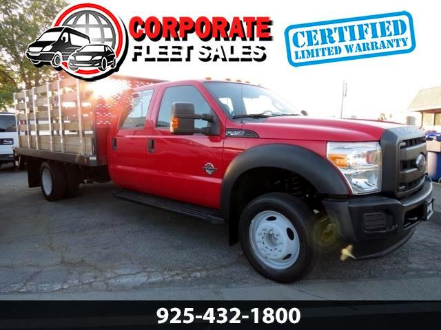 Ford F-450 SD Crew Cab DRW 2WD 2015