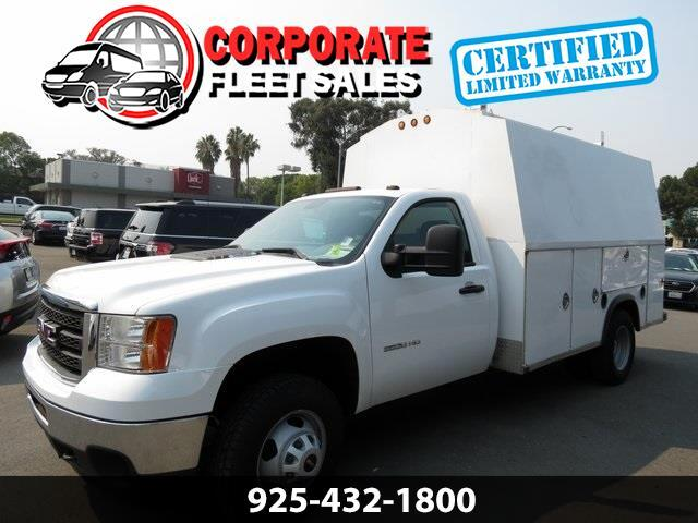 GMC Sierra 3500HD Work Truck Long Box 2WD 2013