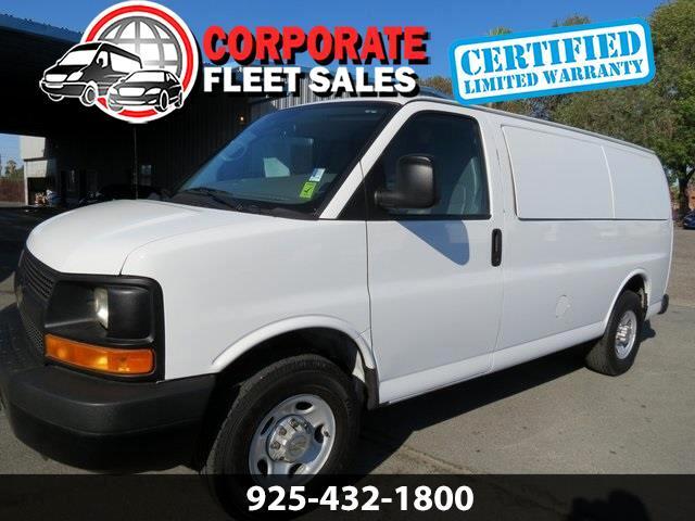 Chevrolet Express 3500 Cargo 2014
