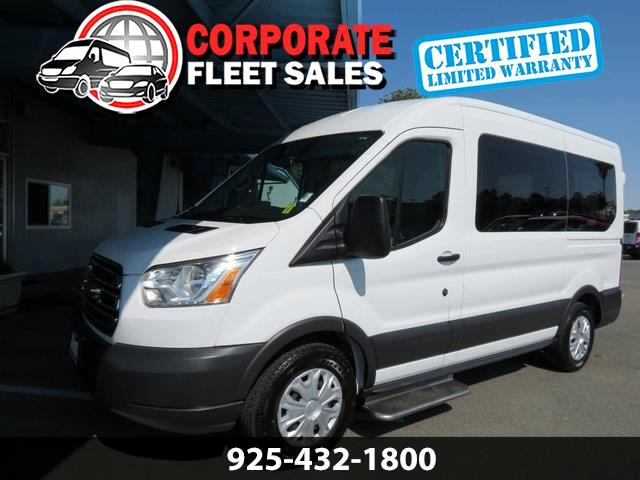 Ford Transit 150 Wagon Med. Roof XL w/Sliding Pass. 130-in. WB 2017
