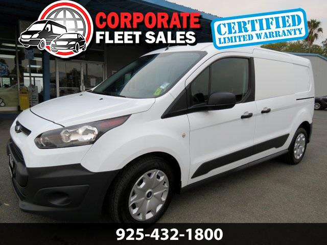 Ford Transit Connect Cargo Van XL LWB w/Rear Liftgate 2017
