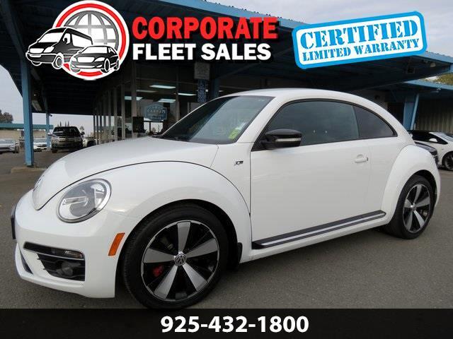 Volkswagen Beetle R-Line PZEV 6A 2015