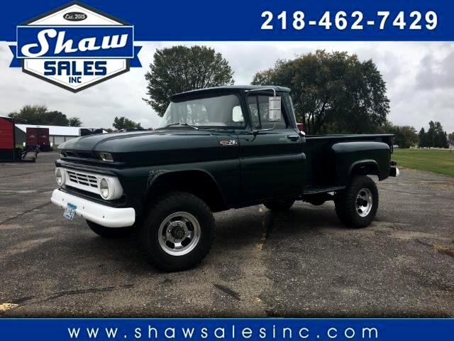 1962 Chevrolet C/K 20 Regular Cab 4WD