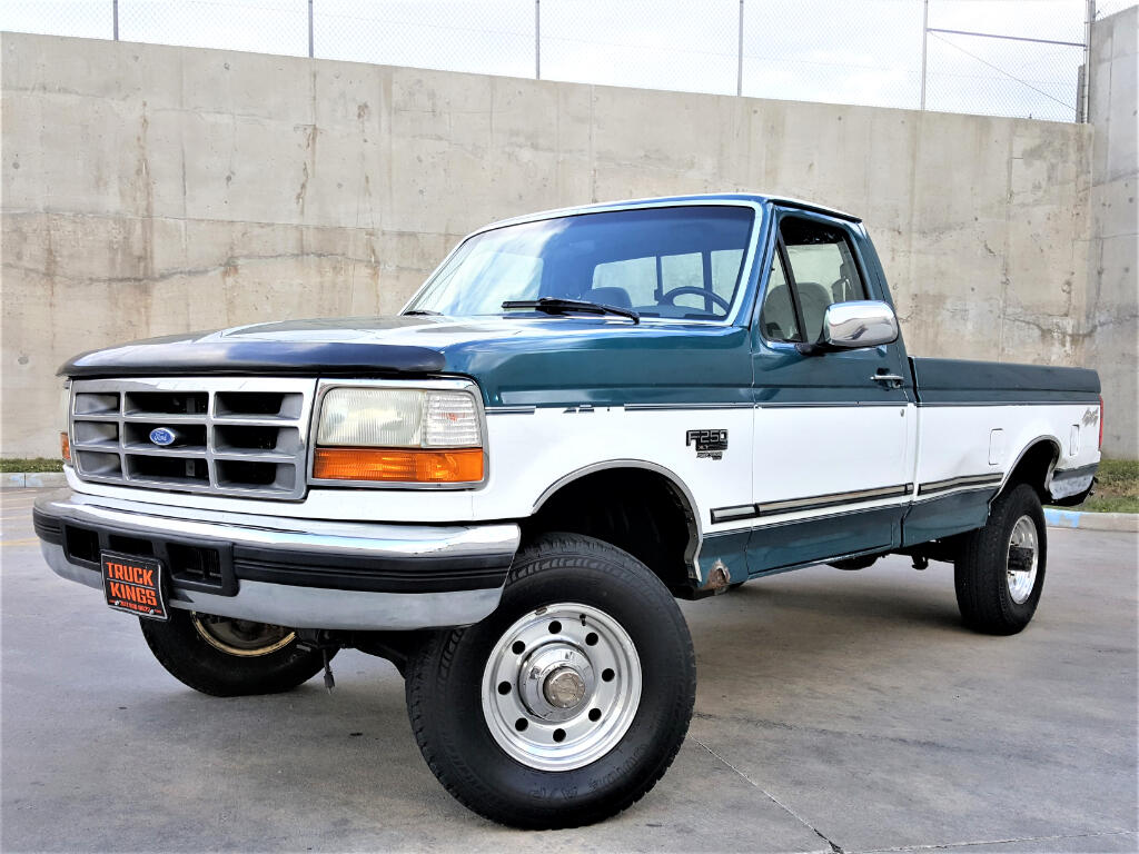 1996 Ford F-250 HD Reg Cab 133.0